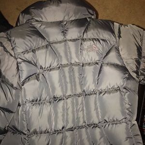 The North Face Jackets & Coats - 3 quarter length bubble coat